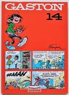 BD GASTON - 14 - Rééd. 2008 Les Indispensables De La BD - Gaston