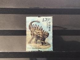 China / Chine - Dinosauriërs (1.20) 2017 - 1949 - ... République Populaire