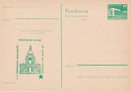 Esperanto - Kulturligo De GDR - 28-30 / 09 / 1984 Dresden - Esperanto