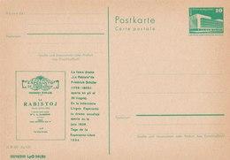 Esperanto - La RABISTOY De Friedrich Schiller (1759-1805) - Esperanto