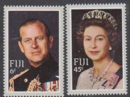 Fiji SG 640-645 1982 Royal Visit, Mint Never Hinged - Fiji (1970-...)