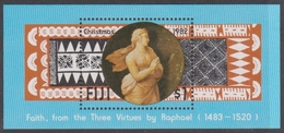 Fiji SG 650 MS 1982 Christmas, Mint Never Hinged - Fiji (1970-...)