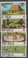 Fiji SG 655-658 1983 Commonwealth Day, Used - Fiji (1970-...)