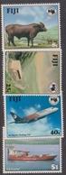 Fiji SG 684-687 1984 Ausipex Stamp Expo, Mint Never Hinged - Fiji (1970-...)