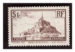 N° 260 Type II Neuf *** - Frankreich