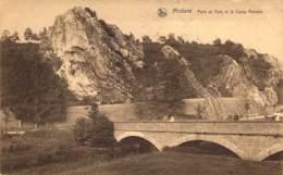 Modave  Pont De Vyle Et Le Camp Romain. - Modave