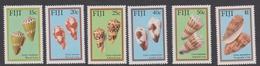 Fiji SG 752-755 1987 Cone Shells, Mint Never Hinged - Fiji (1970-...)