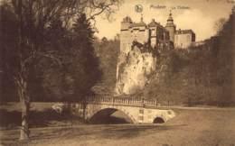 Modave  Le Château. - Modave