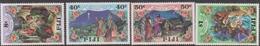 Fiji SG 766-769 1987 Christmas, Mint Never Hinged - Fiji (1970-...)