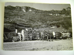 Longarone Belluno Il Paese Dopo Il Disastro Della Diga Del Vajont 1963   ALLUVIONE     EVENTO  CATASTROFE   VIAGGIATA - Catastrofi