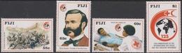 Fiji SG 786-789 1989 Red Cross, Mint Never Hinged - Fiji (1970-...)