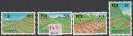 Fiji SG 811-814 1990 Soil Conservation, Mint Never Hinged - Fiji (1970-...)