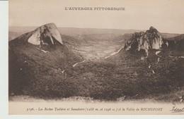 C.P.A. - LES ROCHES TUILIÈRE ET SANADOIRE ET LA VALLÉE DE ROCHEFORT - 3136 - IDEAL - Frankrijk