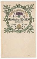 CPA - Union Des Femmes De Genève 1891 - 1901 - GE Genève