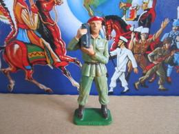 Petit Soldat Parachutiste Radio Starlux - Starlux