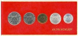 Vatikan KMS 1975 Paul VI. Heiliges Jahr, Im Folder ST (M1710 - Vatikan