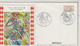 MONACO - FDC - 1997 - FDC