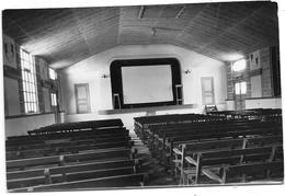 FERRYVILLE ( Tunisie ) Salle Des Fêtes Ou Cinéma Photo Originale  De Juin 1956   De L'éditeur  COMBIER - CIM Imp à Macon - Lugares