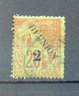 REU 691 - YT 31a ° Obli - Réunion (1852-1975)