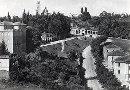VICENZA - PANORAMA DAL VIALE M. D'AZEGLIO - VIAGGIATA - Vicenza