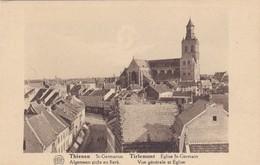 Tienen - Kerk St .Germanus - Tienen