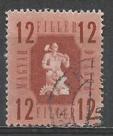Hungary 1946. Scott #790 (U) Industry * - Oblitérés