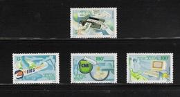 SENEGAL, 1990 Postal Services 4v MNH - Senegal (1960-...)