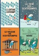 790. LES SCHTROUMPFS  MINI RECITS - Books, Magazines, Comics