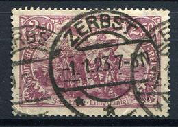 43621) DEUTSCHES REICH # 115 C Gestempelt GEPRÜFT Aus 1920, 17.- € - Allemagne