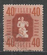 Hungary 1946. Scott #793 (U) Industry * - Oblitérés