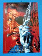 NICK FURY MUSKO MARVEL MASTERPIECES 1992 N 64 - Marvel