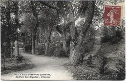 La Baule-les-Pins:Au Parc Des Dryades-L'Avenue - La Baule-Escoublac