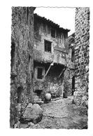 TOURRETTES-SUR-LOUP. - Maisons Médiévales. - France
