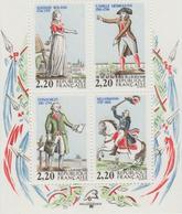 Personnages Célèbres De La Révolution - Mint/Hinged