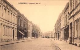 Mouscron - Rue De La Station. - Moeskroen