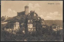 BRISIGHELLA - LA ROCCA - FORMATO PICCOLO - EDIZ. BRUNNER COMO - NUOVA - Castelli