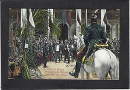 CPA Haïti Port Au Prince Président SIMON Sortant Du Sénat Non Circulé - Cartes Postales
