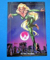MEGGAN MUSKO MARVEL MASTERPIECES 1992 N 55 - Marvel