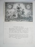 1935 , SAAR , Seltene Propagandakarte Mit Sonderstempel - Deutschland