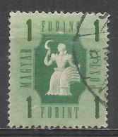 Hungary 1946. Scott #795 (U) Agriculture * - Oblitérés