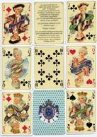 Jeu  De 54 Cartes LOUIS XV - 54 Cartes