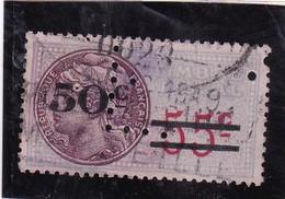 T.F.S.U N°262 - Revenue Stamps