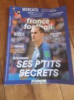 France Football Mardi 19 Juin 2018 N°3762 - Sport