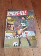 Sport-Télé N°2 Mars 1980 - Sport