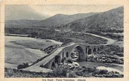 Albania - URA MESIT - Venetian Bridge - Publ. Marubbi. - Albania