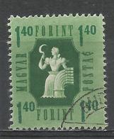 Hungary 1946. Scott #796 (U) Agriculture * - Oblitérés