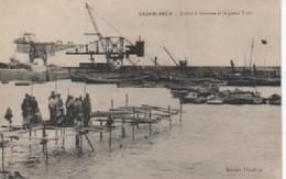 CASABLANCA  L ABRI A  BARCASSE RET  LE GRAND TITAN - Casablanca