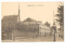 Anderlecht  ( M 2995 )  Ancienne Reverbere  Rue De Veeweide ( Desaix ) - Anderlecht