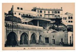 (maroc) TANGER - Entrée De La Ville - Coté Port 1935 - Tanger