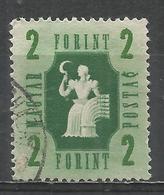 Hungary 1946. Scott #797 (U) Agriculture * - Oblitérés